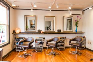 hair salon chairs in frederick md